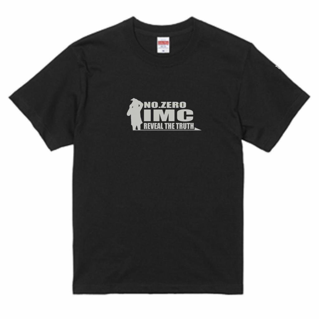 NO.ZERO IMU  Tシャツ