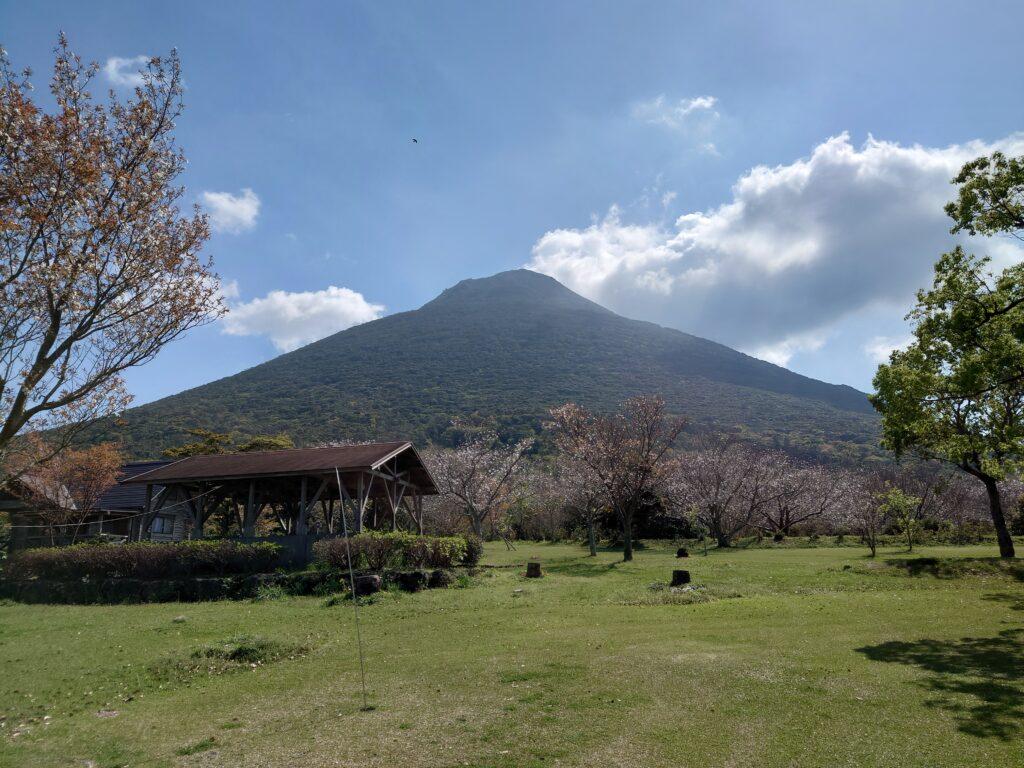 鹿児島県 開聞岳 山行記